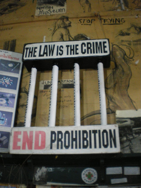 Drugs, weed, Nimbin, Australia
