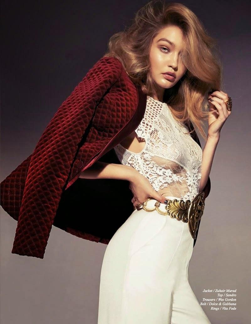 Hot Photos of Gigi Hadid.