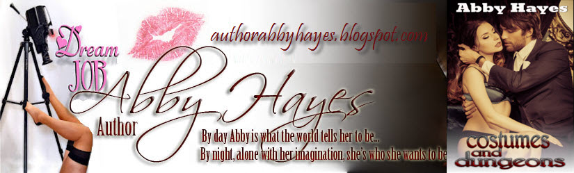 Author Abby Hayes