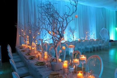 Wedding Reception, Decoration