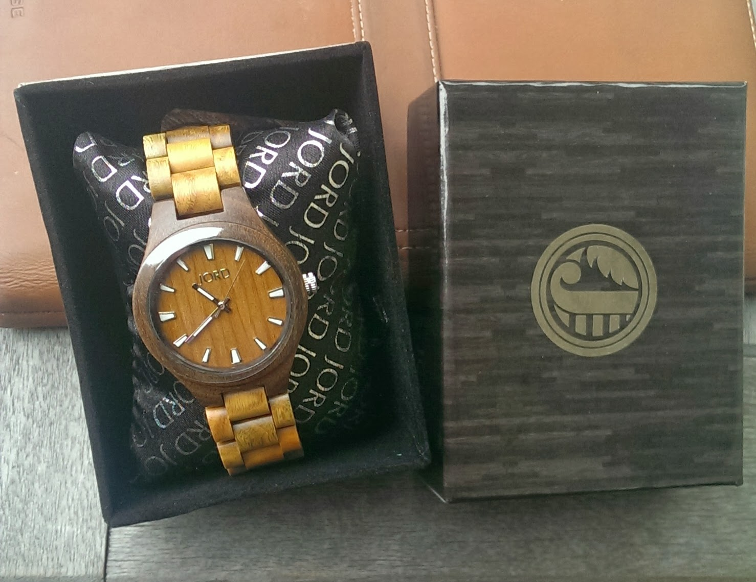 JORD wooden watches