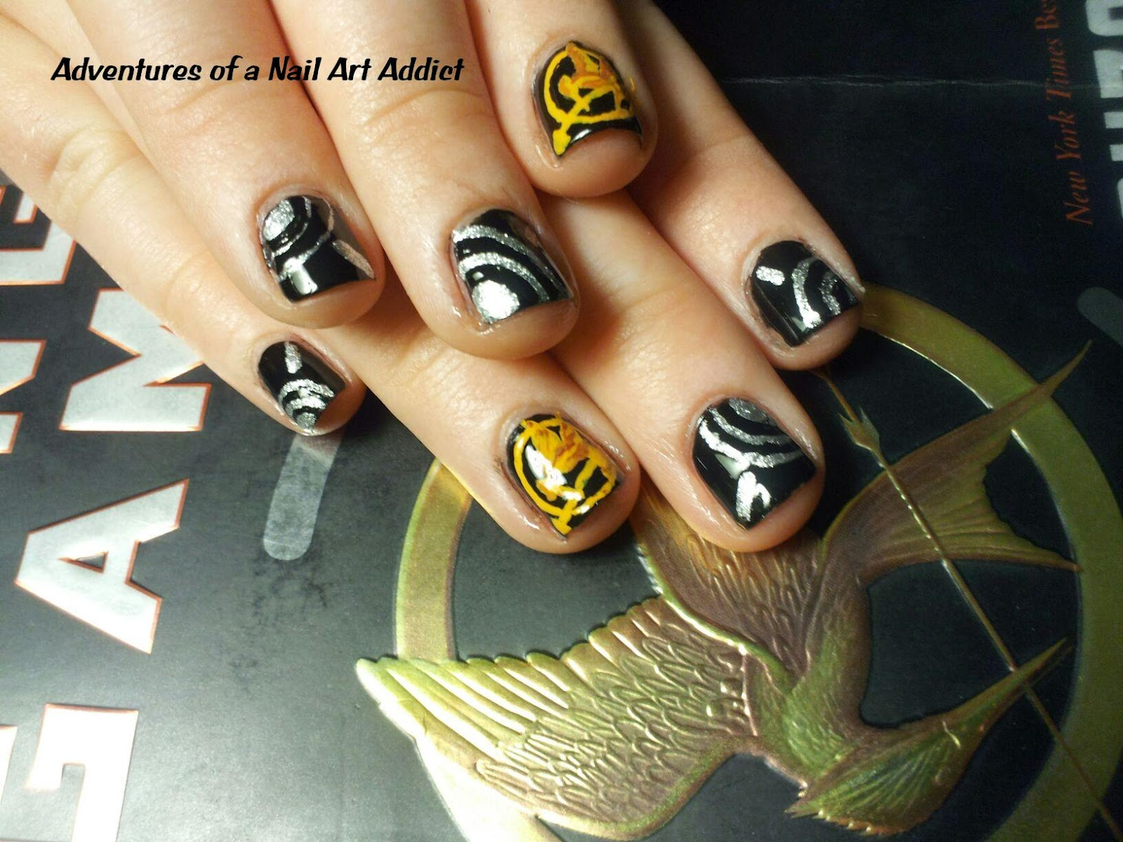 Adventures Of A Nail Art Addict August 2012