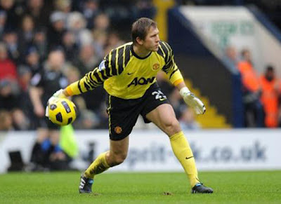 Manchester United Transfer, Tomas Kuszczak Transfer