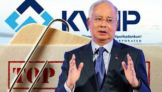 Tiada wang pencen dilaburkan di Mongolia – Najib
