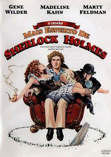 O Irmão mais Esperto de Sherlock Holmes Dublado Online