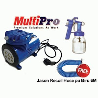 Jual Mini Compressor Multipro - Mini Compressor Multipro Bekasi - Multipro Mini Air Compressor