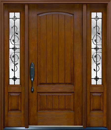 30 Modern Entrance Design Ideas For Your Home: 30 Modern Front Door Designs