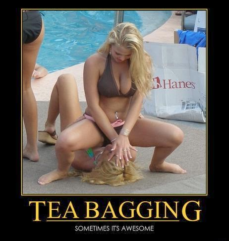 Tea Bag Some Time Its Awsome