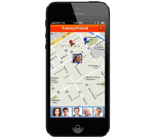 Segurança eletrônica pessoal - sua família monitorada estejam onde estiverem.