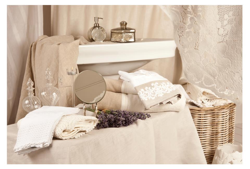 20metriquadri stile elegante e provenzale - Zara home bagno ...