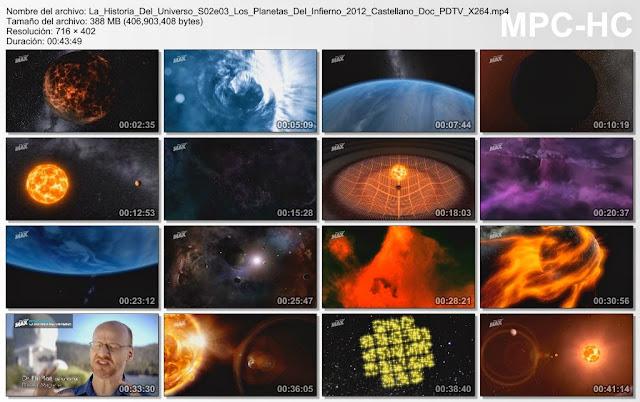 |Discovery |La Historia del Universo|T2|DVDRip| 7/7