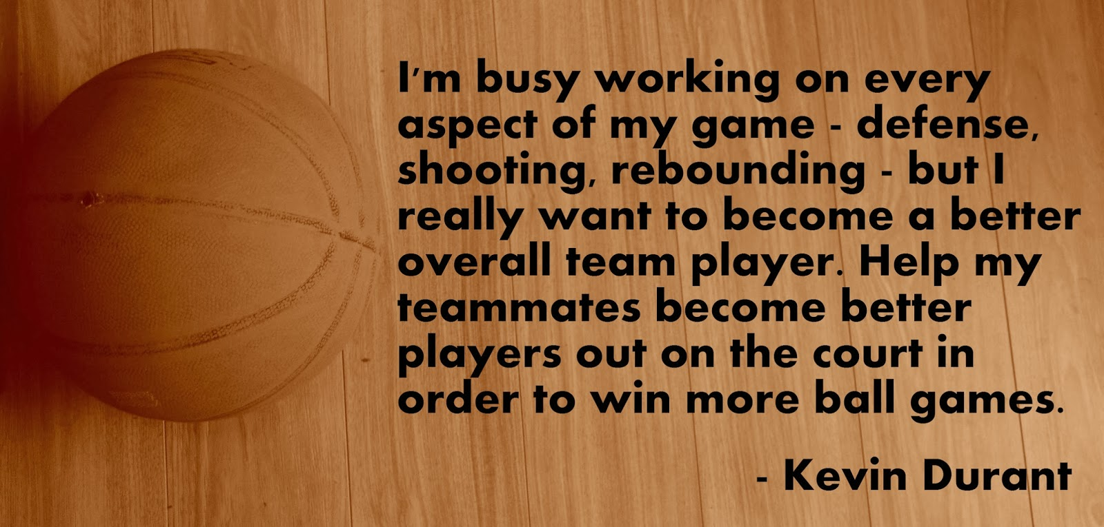 Kevin Durant Quote Motivational Nba Basketball Quotes With Pictures And Images Kevin