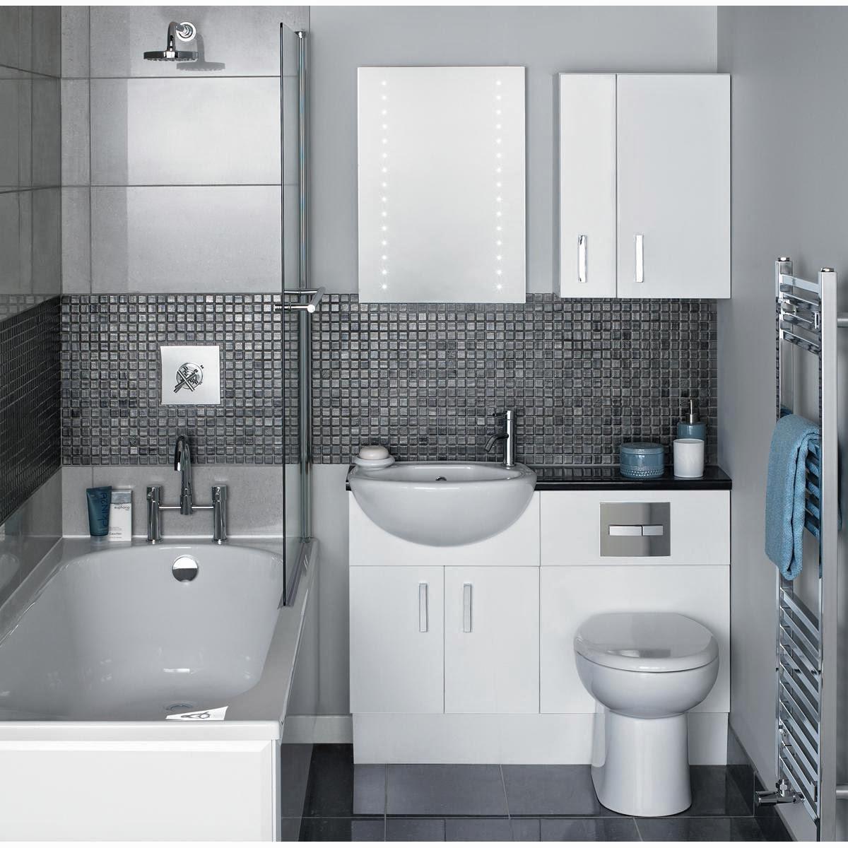 Mała łazienka Inspiracje Urządzania Wnętrz Codziennie Szczypta