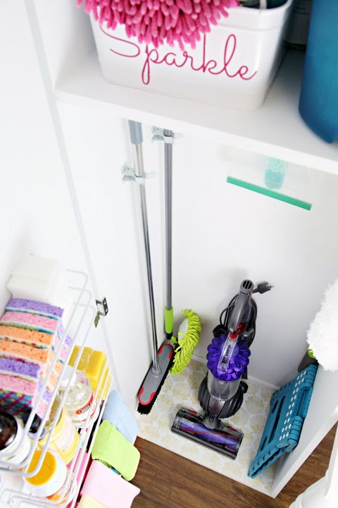 http://iheartorganizing.blogspot.com/2014/02/an-organized-cleaning-cabinet.html