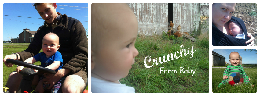 Crunchy Farm Baby