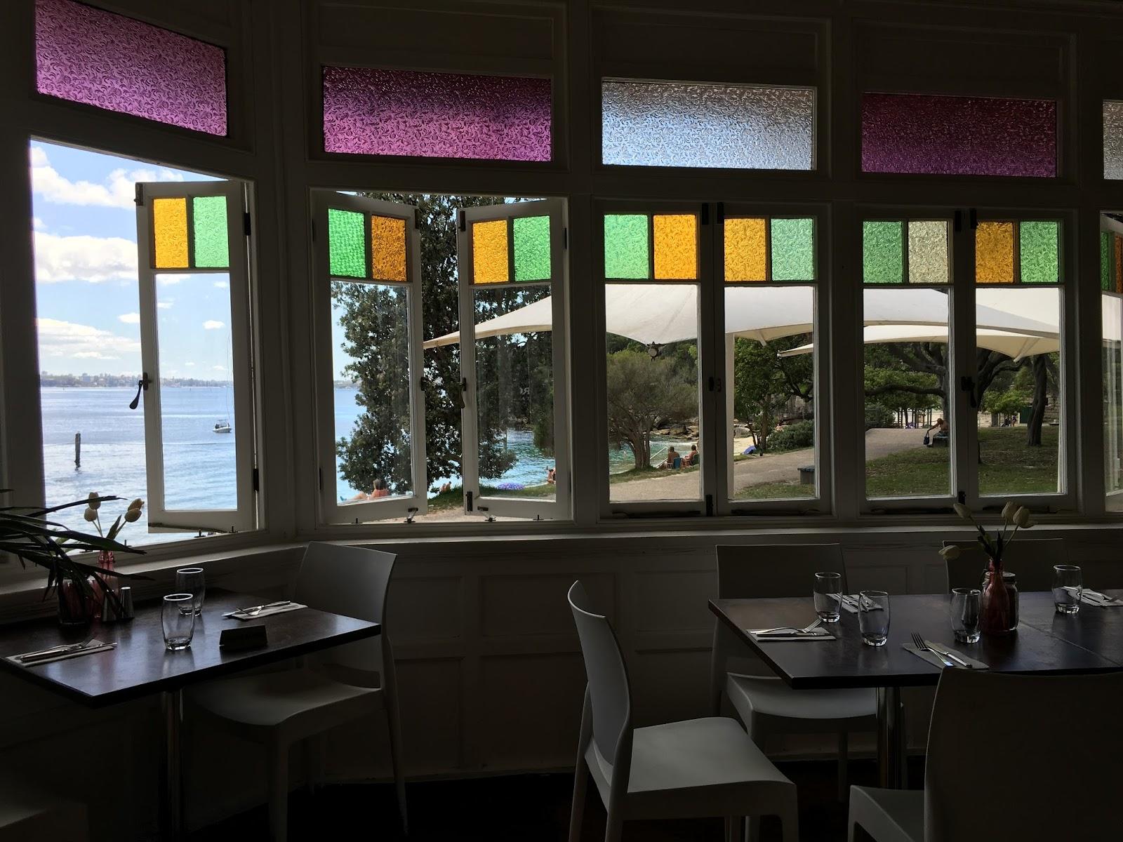 Sydney Daily Photo Nielsen Park Cafe And Restaurant