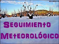 SEGUIMIENTO METEOROLÓGICO