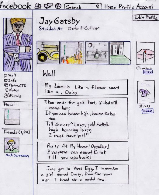 macbeth and jay gatsby In the novel jay gatsby is a good person, who has pure intentions even though he does some bad things like illegally sell bootlegged alcohol to make his fortune, he is doing it to win back daisy and not for evil means.