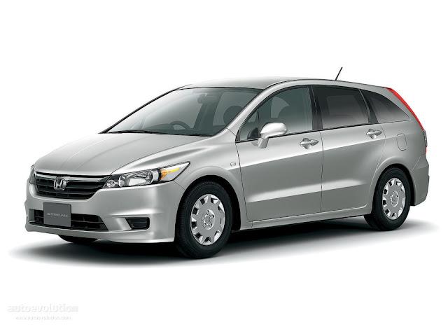 Spesifikasi dan Harga Mobil Honda Stream