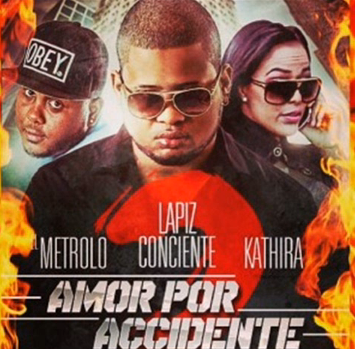 ESTRENO MUNDIAL - Lapiz Conciente Ft Metrolo - Amor Por Accidente 2 (RMO)