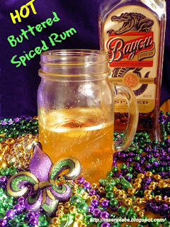 Hot Buttered Spiced Rum | Ms. enPlace