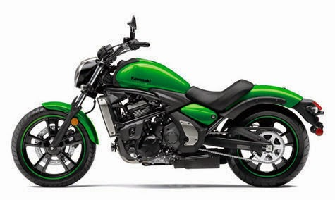 Kawasaki Vulcan: An Enormous Motor, For People with a height of 160 cm
