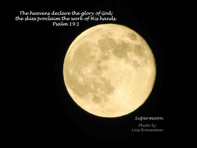 Supermoon - June, 2013