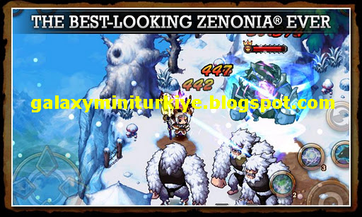 ZENONIA 4 - OFFLİNE MOD - Galaxy Mini (QVGA-ARMV6) - Galaxy Mini ...