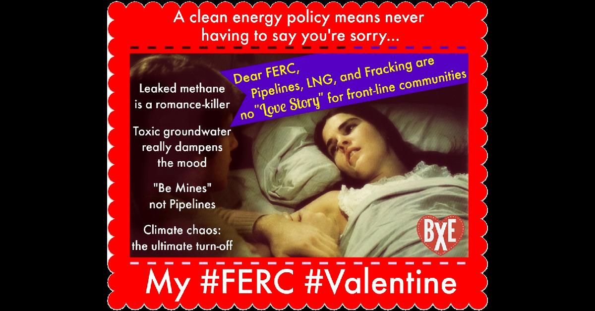 My FERC Valentine