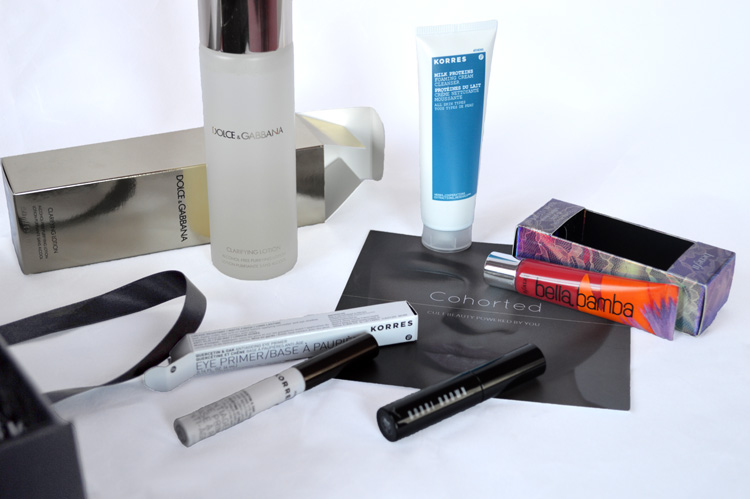 Cohorted Beauty Box February 2015 Review