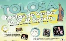 TOLOSA: FESTAS DE VERÃO