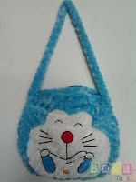 Tas Boneka Doraemon