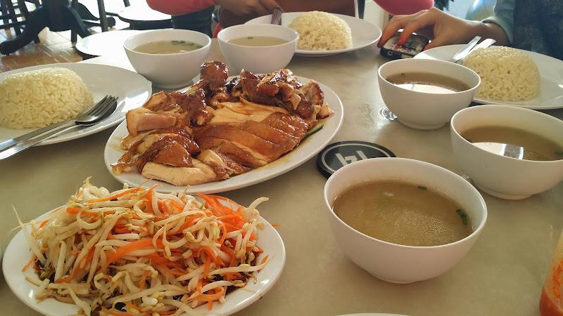 Restoran Nasi Ayam Muhammad Lee, restoran, nasi ayam mualaf, nasi ayam hainan, nasi ayam style china, WS Handicraft, Zon Ria, tempat makan best di kelantan,