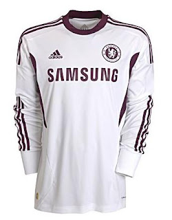 New Chelsea GK Kits