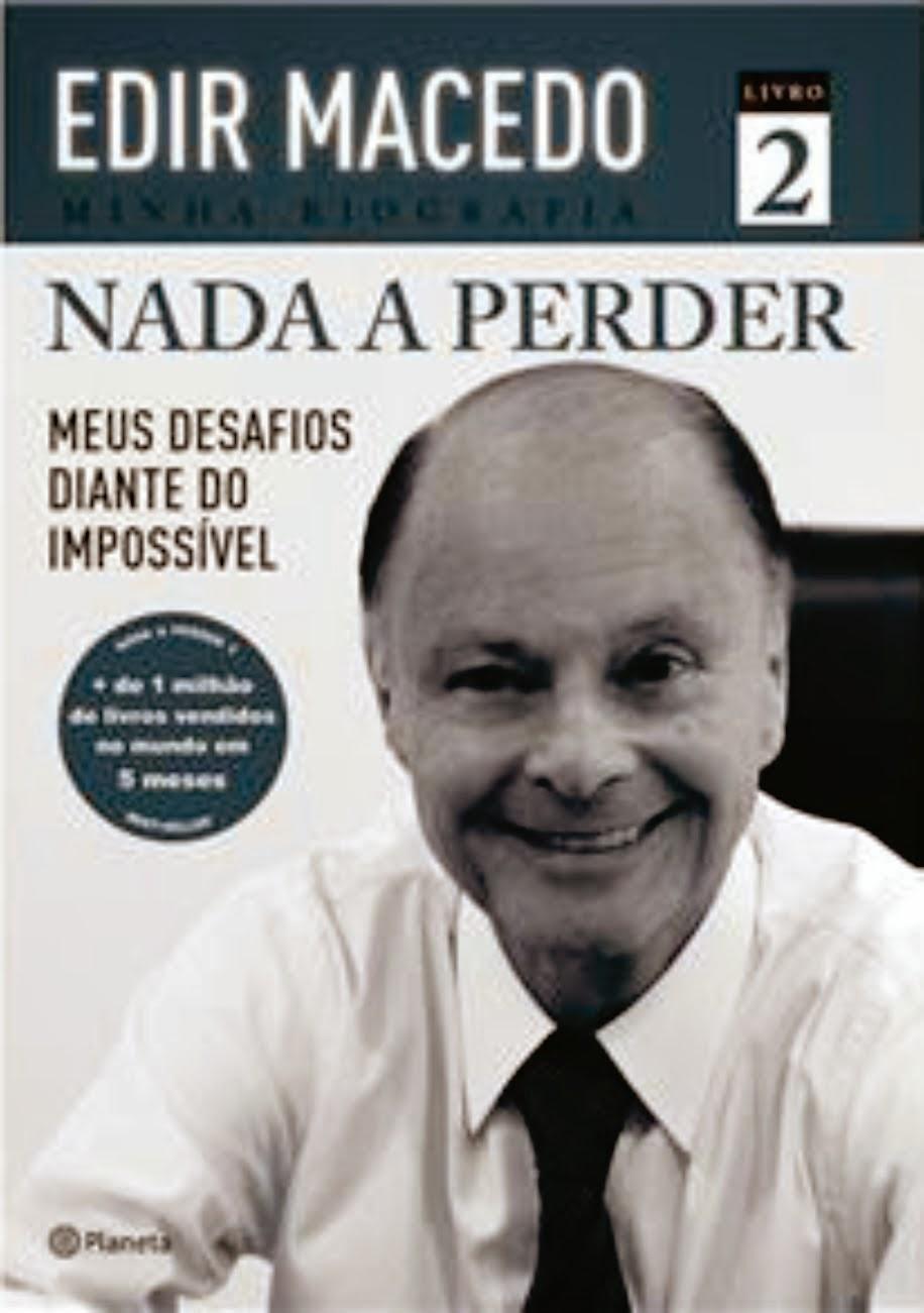 LIVRO NADA A PERDER 2 - COMPRE O SEU