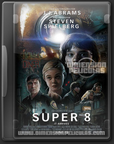 Super 8 (BRRip Español Latino) (2011)