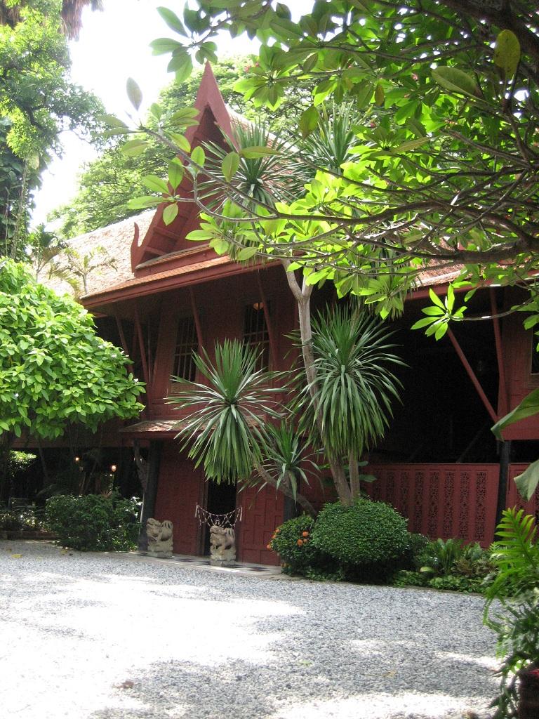 Mylifestylenews the jim thompson house bangkok for The thompson house