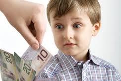 ajari anak makna uang