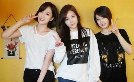 eunjung soyeon jiyeon