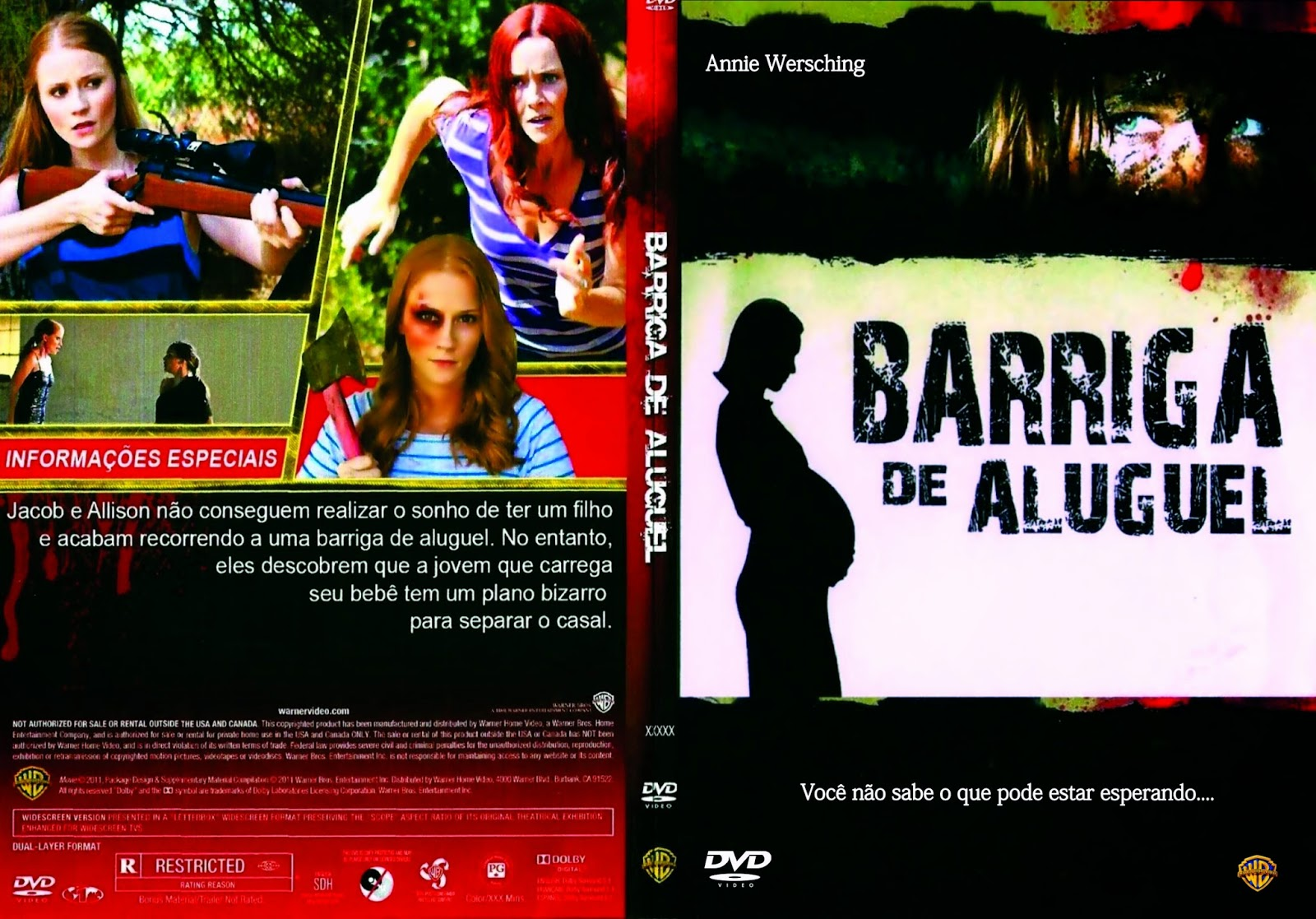 Barriga De Aluguel [1993 TV Movie]