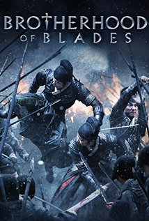 Baixar Filme Brotherhood of Blades Legendado Torrent