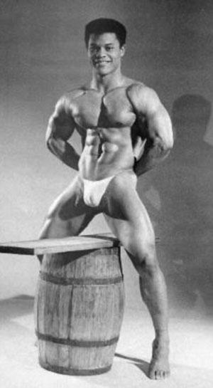 bodybuilders Vintage nude
