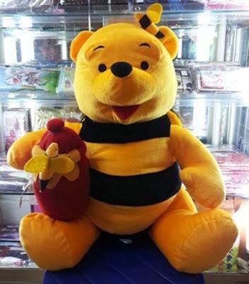 Boneka Lucu Winnie the Pooh