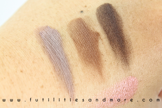 INGLOT MATTE EYESHADOW 358 357 378 REVIEW SWATCH BEAUTY BLOG FUTILITIESANDMORE FUTILITIESMORE-4