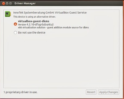 Mint Drivers Manager