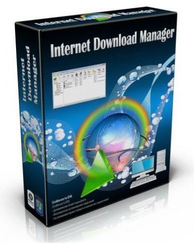 برنامج انترنت داونلود مانجر 2012