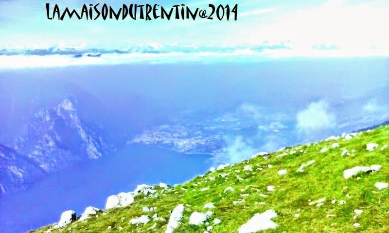 Panoramica su Riva del Garda