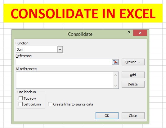 macro for consolidating excel worksheets The consolidation assistant add-in for microsoft excel is designed to help you consolidate data from multiple workbooks or from multiple worksheetsit is compatible with microsoft excel.