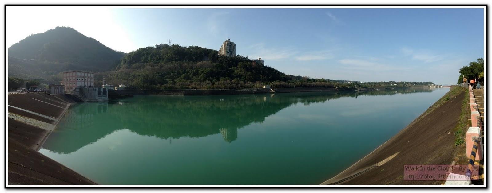 搶先看之iPhone5 全景石門水庫