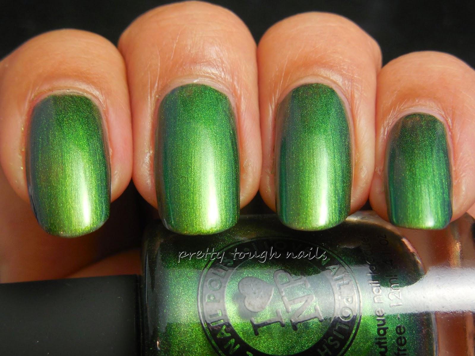 I Love Nail Polish Reminisce